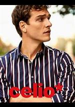 Prospectus Celio : Nouvelle Collection