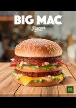 Prospectus Mc Donald's : Nos Menus McDonald's