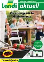 Prospectus  : Grill und Zubehör 2019