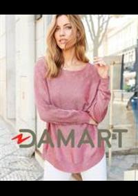 Prospectus Damart AULNAY-SOUS-BOIS : Pulls & Gilets Femme