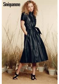 Prospectus Sinequanone ROSNY 2 : Dresses Femme