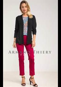 Prospectus Armand Thiery EPINAL : Pulls & Cardigans Femme