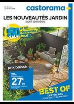 Prospectus Castorama : Les Nouveautés Jardin