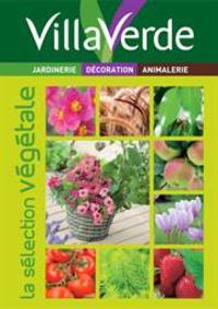Prospectus Villaverde HÉSINGUE : La Selection Vegetale