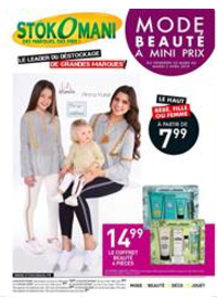 Prospectus Stokomani Saint-Ouen-l'Aumône : Mode Beauté à mini prix