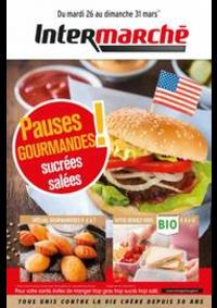 Prospectus Intermarché Super Nanterre : Pauses gourmandes sucrées salées