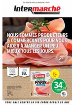 Prospectus Intermarché Super : NOUS SOMMES PRODUCTEURS & COMMERÇANTS