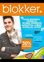 Prospectus BLOKKER : Blokker Folder