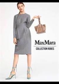 Prospectus Max Mara Paris 8 : Collection Robes