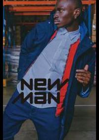 Prospectus New Man PARIS 12 RUE DE L'ANCIENNE COMEDIE : Nouveautés