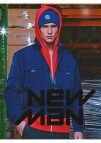 Prospectus New Man ANGERS : Collection Homme