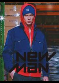 Prospectus New Man PARIS : Collection Homme