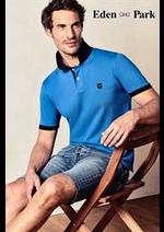Prospectus Eden Park : Polos & T- Shirts Homme