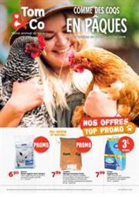 Prospectus Tom&Co Mons : Comme des coqs en Pâques
