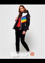 Prospectus Superdry : Collection Vestes Femme