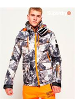 Prospectus Superdry : Collection Homme Snow
