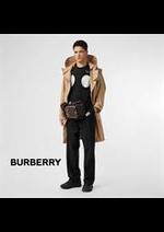 Prospectus Burberry : Nouvelle Colleciton / Homme