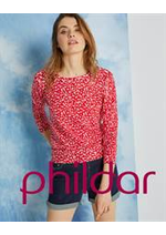 Prospectus Phildar : Collection Femme