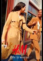 Prospectus  : H&M 24hr to wearout