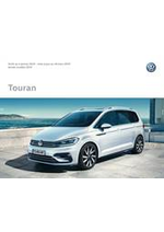 Journaux et magazines Volkswagen : Volkswagen Touran