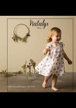 Prospectus Natalys : Printemps / Été 2019