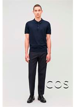 Prospectus COS : Collection Polos / Homme