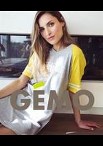 Prospectus Gemo : Collection Femme