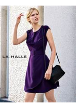 Prospectus La Halle : Collection Robe