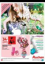 Prospectus Auchan : La chasse aux oeufs est ouverte