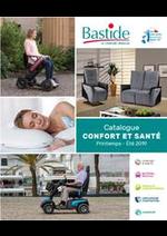 Prospectus Bastide : Confort et santé