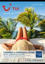 Prospectus Nouvelles frontières : Caraíbes & Amérique latine