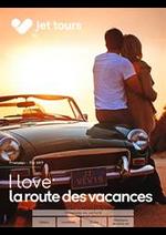 Prospectus Jet Tours : Vacances en Voiture Printemps - Été 2019