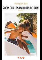 Promos et remises  : Zoom sur les maillots de bain Printemps 2019