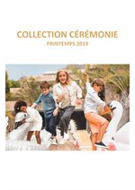 Catalogues et collections Tape à l'oeil : Collection Cérémonie Printemps 2019