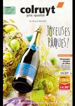 Promos et remises  : Catalogue Colruyt