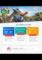 Prospectus  : Les offres Parc Asterix