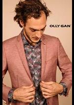 Prospectus Olly Gan : Veste Homme