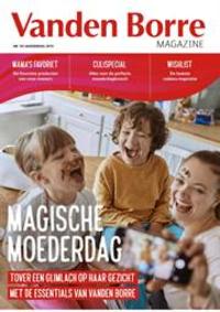 Prospectus Vanden Borre ANDENNE : Mama's hebben het druk