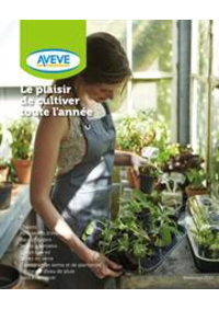 Prospectus AVEVE Plus AISEAU-PRESLES : Moestuingids kweek 2019