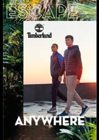 Prospectus Timberland Paris : Escape Anywhere