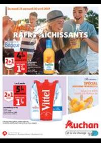 Prospectus Auchan ISSY LES MOULINEAUX : Jours Rafraîchissants