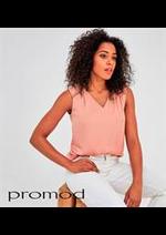 Prospectus Promod : Collection Chemisiers - Tuniques