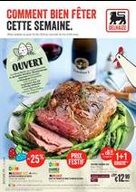 Prospectus Supermarché Delhaize : Cette Seimane Folder