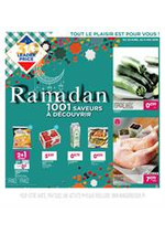 Prospectus Leader Price : Ramadan 1001 saveurs à découvrir