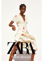 Prospectus ZARA : Floral Dresses