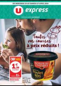 Prospectus U Express MONTROUGE : À VOUS LES MEILLEURS PRIX !