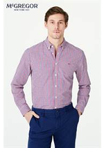 Prospectus Mc Gregor : Chemises Homme