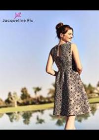 Prospectus Jacqueline Riu PARIS 73 Rue St Lazare : Collection Robe