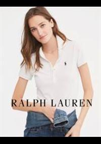 Prospectus RALPH LAUREN Hommes Femmes PARIS 8ème : Polos Femme