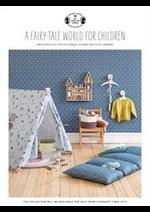 Prospectus Søstrene Grene : A Fairy Tale World for Children